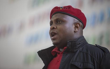 FILE: EFF deputy president Floyd Shivambu. Picture: EWN