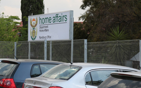 Home Affairs.  Picture: Christa Eybers/EWN