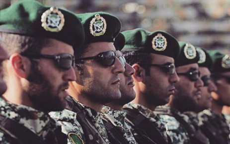 Iran Army. Picture: IRAN-ARMY/Facebook
