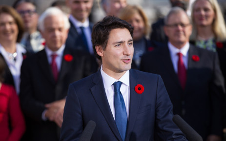 FILE: Canadian Prime Minister Justin Trudeau. Picture: AFP.