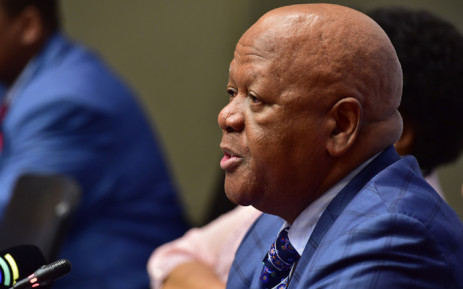 FILE: Energy Minister Jeff Radebe. Picture: GCIS.