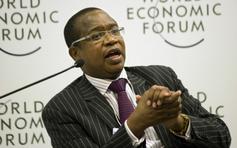 FILE: Mthuli Ncube. Picture: AFP.