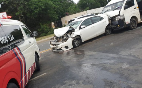 17 people hospitalised after 5-car pile-up in Chartwell, Newsline