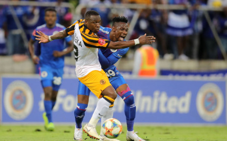 Kaizer Chiefs take on SuperSport United in their Absa Premiership match on 4 January 2020. Picture: @SuperSportFC/Twitter