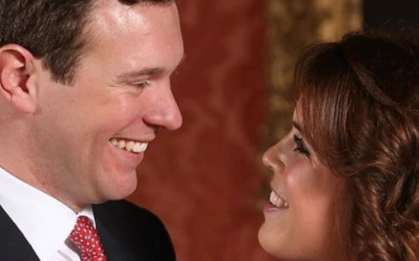 Jack Brooksbank and Princess Eugenie. Picture: @theroyalfamily/instagram.com