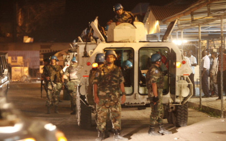 UN peacekeepers in Kinshasa, capital of the Democratic Republic of the Congo (DRC). Photo: MONUSCO.