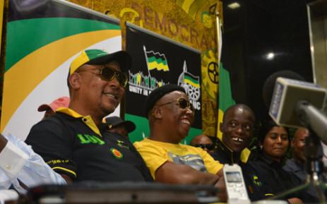 ANC Youth League leadership.