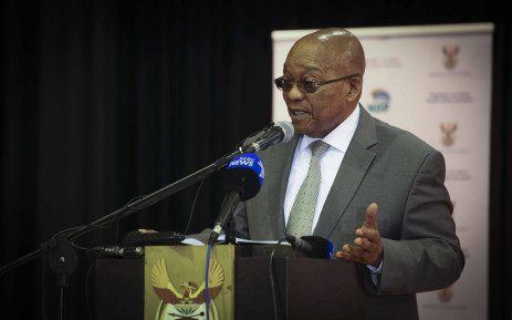 President Jacob Zuma. Picture: Cindy Archillies/EWN