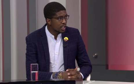 "FILE: Scopa chairperson Mkhuleko Hlengwa also said the Gauteng legislature's Standing Committee on Public Accounts was ""duty bound"" to scrutinise COVID-19 expenditure in the province. Picture:  Picture: @MkhulekoHlengwa/Twitter."