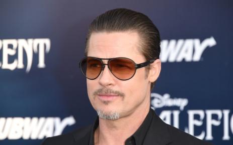 FILE: Brad Pitt stars in Martin Scorsese's short film at the 2015 Venice Film Festival. Picture: AFP.