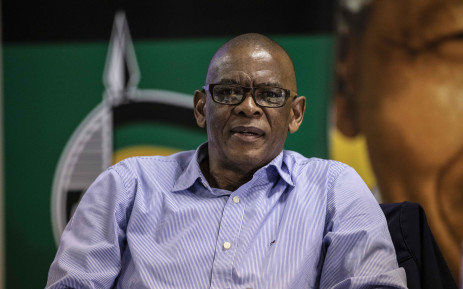 FILE: ANC SG Ace Magashule. Picture: Abigail Javier/EWN.