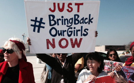 FILE IMAGE. ANC Women's League members have gathered to pledge their support to the #Bring Back Our Girls campaign. Picture: Sebabatso Mosamo/EWN