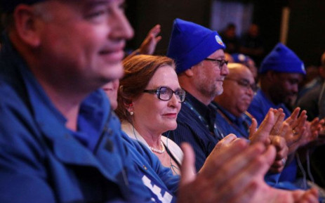 Former Western Cape Premier Helen Zille. Picture: Cindy Archillies/EWN