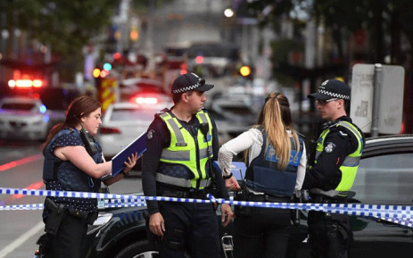 Bourke Street stabbing: One dead, man arrested in Melbourne