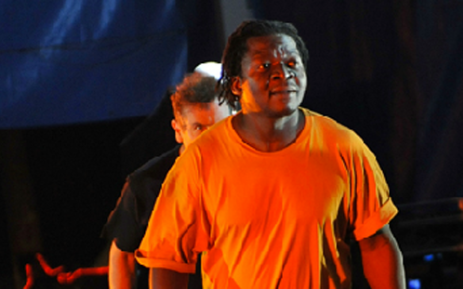 Backing vocalist for Johnny Clegg, Bongani Masuku, was shot and killed during a botched hijacking. Picture: Facebook.