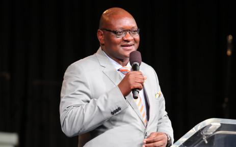 Gauteng Premier, David Makhura. Picture: Christa Eybers/EWN.