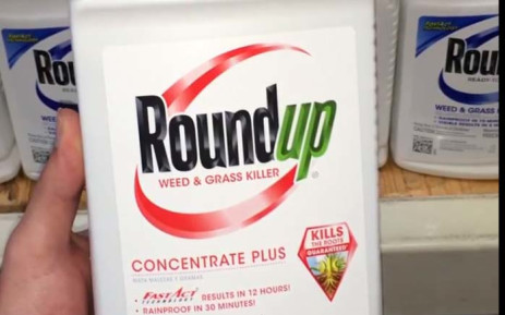 A screengrab of Monsanto's glyphosate-based weed-killer, Roundup. Picture: YouTube.com.
