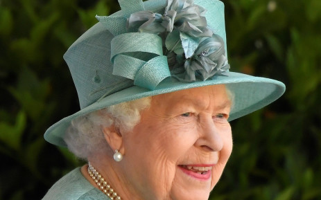 FILE: Britain's Queen Elizabeth II attends a ceremony to mark her official birthday at Windsor Castle in Windsor, southeast England on June 13, 2020, as Britain's Queen Elizabeth II celebrates her 94th birthday this year. Picture: AFP