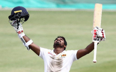 Kusal Perera scored a 200-ball 153 as Sri Lanka sealed a one-wicket win in Durban.  Picture: @OfficialSLC/Twitter