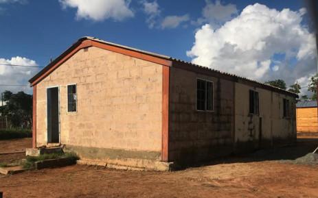 FILE: Winnie Madikizela-Mandela's house in Brandfort. Picture: Christa Eybers/Eyewitness News.