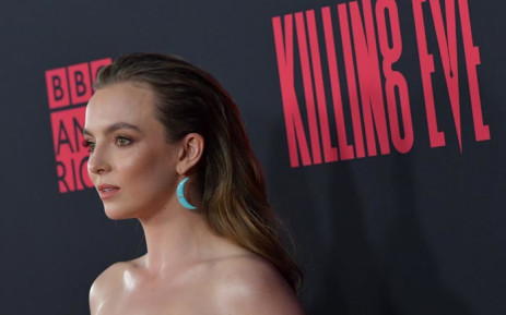 "British actress Jodie Comer arrives for BBC America and AMC's ""Killing Eve"" season 2 premiere at the Arclight on 1 April 2019 in Hollywood. Picture: AFP."
