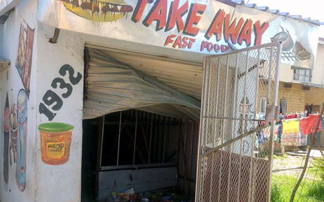 FILE: A ransacked foreign-owned shop in Soweto. Picture: Gia Nicolaides/EWN.