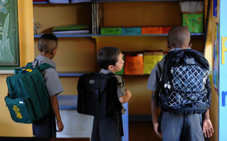 The 20 WC schools facing closure will learn whether they will be closed for good. Picture: Werner Beukes/SAPA.
