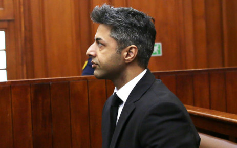 FILE: British businessman Shrien Dewani appears in the Western Cape High Court on 6 October 2014. Picture: Sapa.