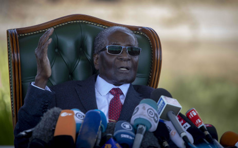 FILE: The late Robert Mugabe. Picture: EWN