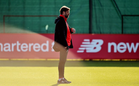 Liverpool manager Juergen Klopp. Picture: @LFC/Twitter.
