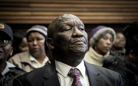 FILE: Police Minister Bheki Cele. Picture Sethembiso Zulu/EWN