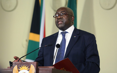 FILE: Former Finance Minister Nhlanhla Nene at President Jacob Zuma's update on the State of the Nation address in Pretoria on 11 August 2015. Picture: Reinart Toerien/EWN
