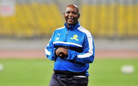 Mamelodi Sundowns coach Pitso Mosimane. Picture: Facebook