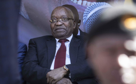 FILE: Former president Jacob Zuma. Picture: Abigail Javier/EWN