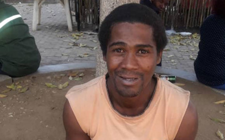 Denzil Daniels, who was missing for six years, was found by police in eSwatini. Picture: Supplied.