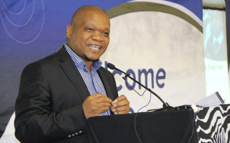 FILE: Free State Education MEC Tate Makgoe. Picture: @MECTateMakgoe/Twitter.
