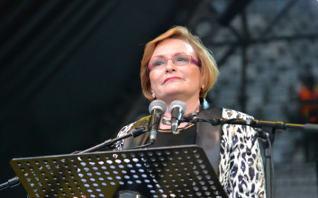 Helen Zille. Picture: EWN.