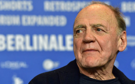 In this file photo taken on 16 February 2017 Swiss actor Bruno Ganz poses for photographers during a photocall for the film 'In Times of Fading Light'. Picture: AFP