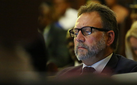 FILE: Democratic Alliance Federal Executive chairperson James Selfe. Picture: Christa Eybers/EWN