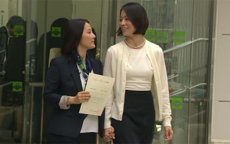 FILE: Two women made history in Tokyo.They're the first same-sex couple in japan to have their relationship recognized by a local government. But as will ripley reports, the Japanese LGBT community still faces many challenges.Picture:CNN/screengrab