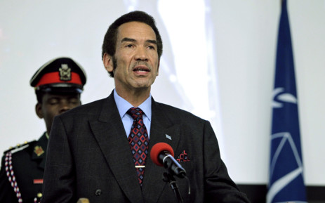 FILE: Former Botswana President Ian Khama. Picture: United Nations Photo.