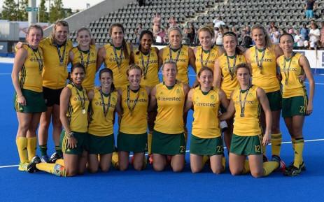 SA Women's Hockey Team. Picture: SAWomensHockey/Facebook