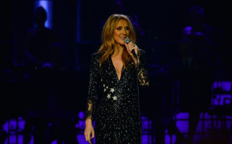 Celine Dion performs at the Caesars Palace in Las Vegas on 3 October 2017. Picture: @celinedion.