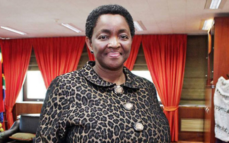 FILE: African National Congress Women's League (ANCWL) president Bathabile Dlamini. Picture: Facebook.