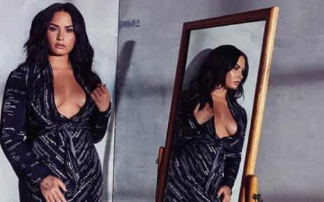 'Confident' hitmaker Demi Lovato. Picture: @ddlovato/Instagram.