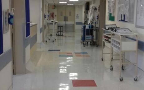 FILE: A hospital ward. Picture: EWN