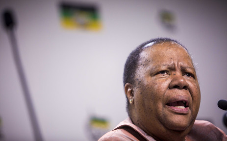 FILE: Minister of Higher Education and Training Naledi Pandor. Picture: Thomas Holder/EWN.