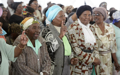 FILE:  The Western Cape Older Persons' Forum wants harsher sentences for those convicted of abusing the elderly. Picture: GCIS.