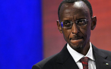 FILE: Rwanda's President Paul Kagame. Picture: AFP