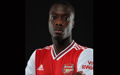 finest selection 2aa08 15c9e Arsenal sign Lille winger Nicolas Pepe for club record fee